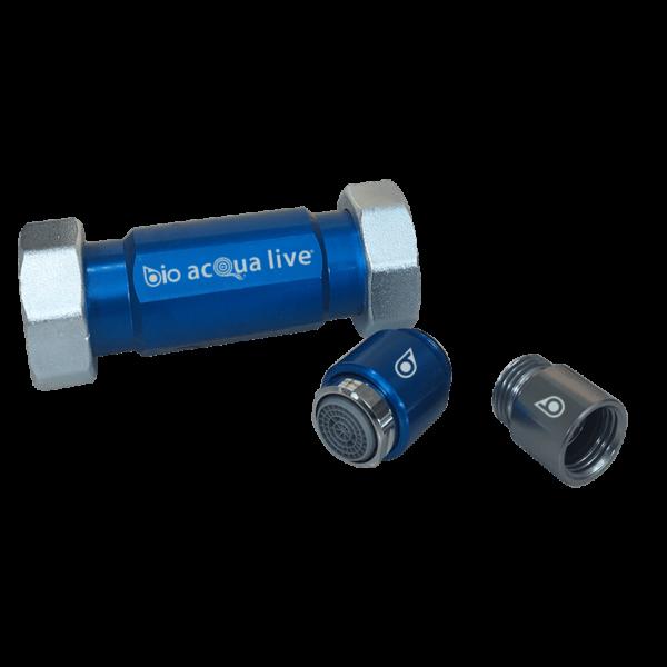 sistema per la casa bio acqua live